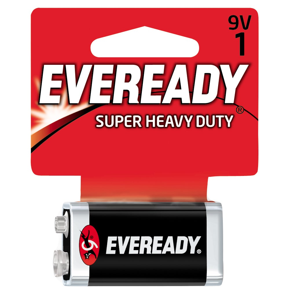 Energizer 1222sw 9v Heavy Duty Battery