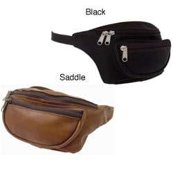 Piel Top Grain Leather Classic Waist Bag