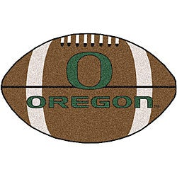 Fanmats NCAA University of Oregon Football Mat (22 x 35)