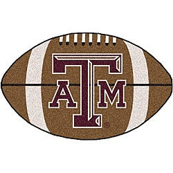 Fanmats NCAA Texas A&M University Football Mat