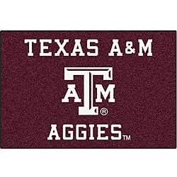 Fanmats NCAA Texas A&M University Starter Mat