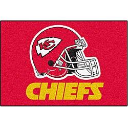 Fanmats NFL Kansas City Chiefs 20x30-inch Starter Mat