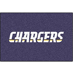 Fanmats NFL San Diego Chargers 20x30-inch Starter Mat