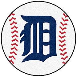 Detroit Tigers Baseball Mat
