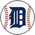 Detroit Tigers Baseball Mat