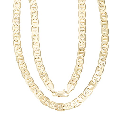 Simon Frank 14K Gold Overlay 24-inch Gucci-style Necklace