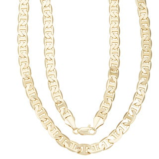 Link to Simon Frank 14K Gold Overlay 24-inch Gucci-style Necklace Similar Items in Necklaces
