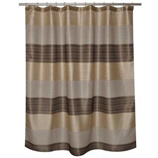 Exceptional Alys Bronze Shower Curtain