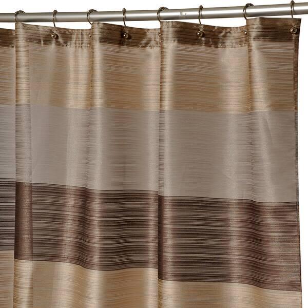 Alys Bronze Shower Curtain