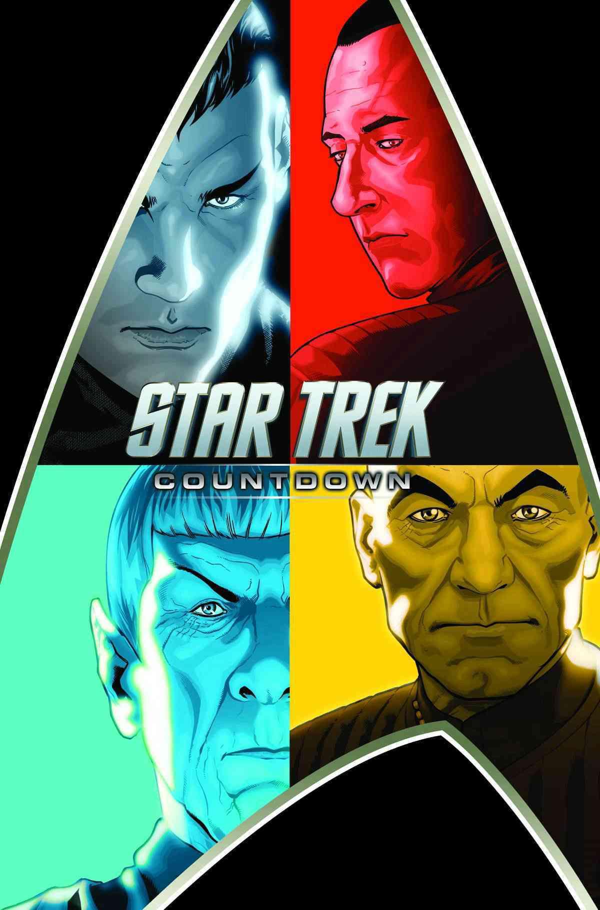 Star Trek Countdown (Paperback)