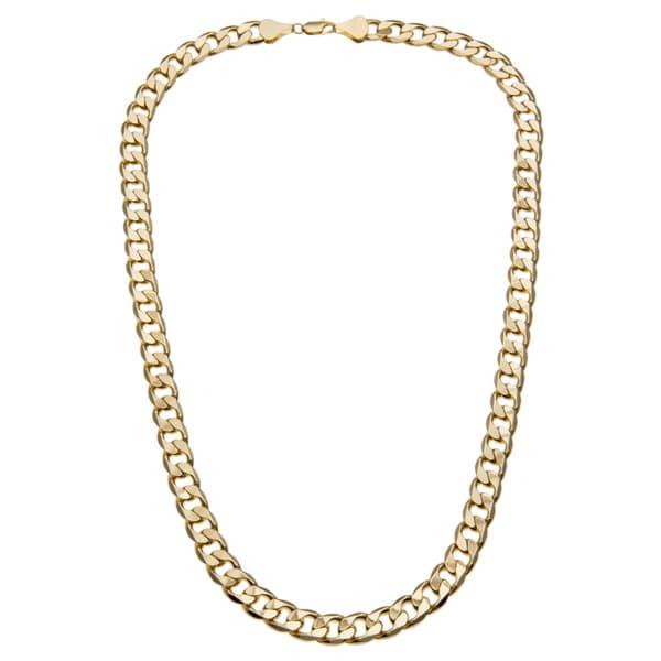 Simon Frank 12mm Cuban Necklace (36-inch)