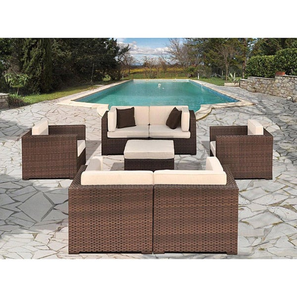 Atlantic Venice Piece Patio Set Free Shipping Today