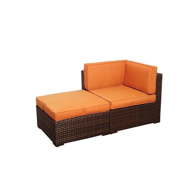 Atlantic Milano 10 Piece Patio Furniture Set   Free Shipping Today    Overstock.com   11547802