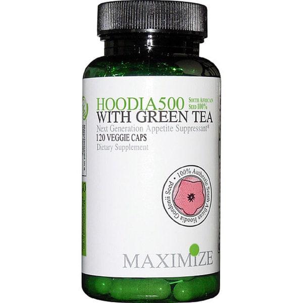 Maximum International Hoodia500 Dietary Supplement (120 Caps)