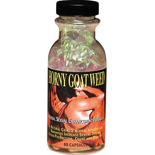 Maximum International Horny Goat Weed (60 Count)