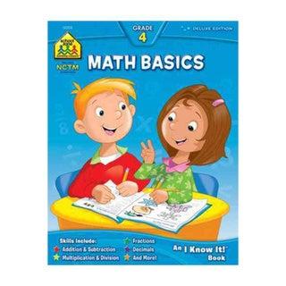 Math Basics 4 (Paperback)