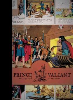 Prince Valiant: 1937-1938 (Hardcover)