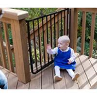 Cardinal Gates Aluminum Stairway Safety Gate