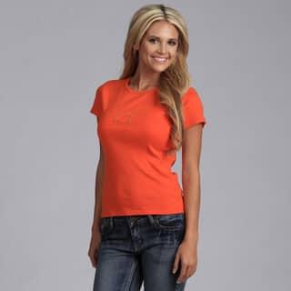 Yogacara Women's Chakra 2 Abdomen T-shirt https://ak1.ostkcdn.com/images/products/3480704/3480704/Yogacara-Womens-Chakra-2-Abdomen-T-shirt-P11551016.jpg?impolicy=medium