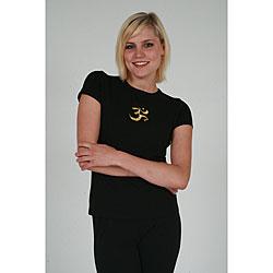 Yogacara Women's 'Om' T-shirt https://ak1.ostkcdn.com/images/products/3481509/Yogacara-Womens-Om-T-shirt-P11551658.jpg?_ostk_perf_=percv&impolicy=medium