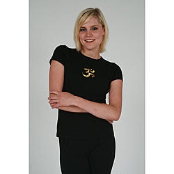 Yogacara Women's 'Om' T-shirt (3 options available)