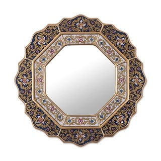 Handmade 'Star' Mirror (Peru)