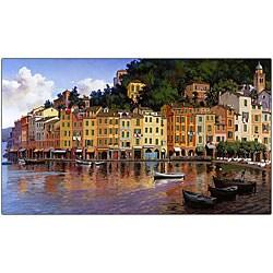 Hava 'Portofino' Canvas Art