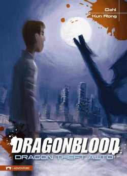 Dragonblood: Dragon Theft Auto (Hardcover)