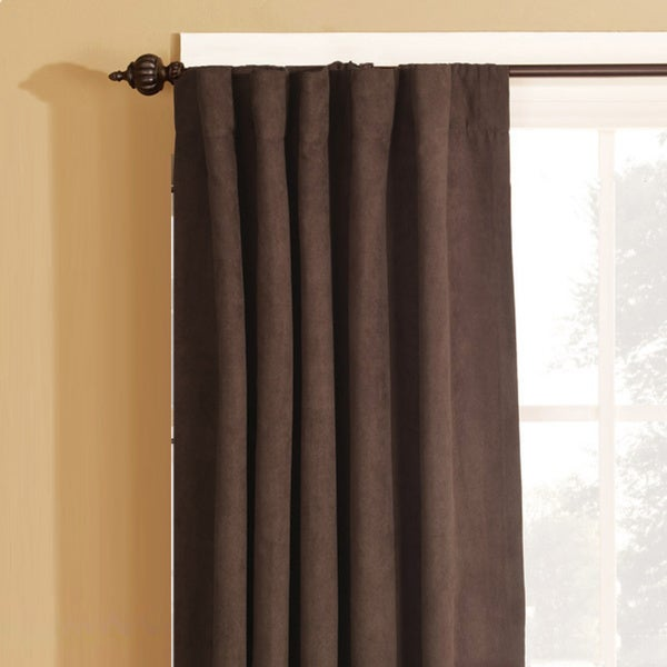 Sure Fit Smooth Suedette Window Panel (56 x 84 inches)