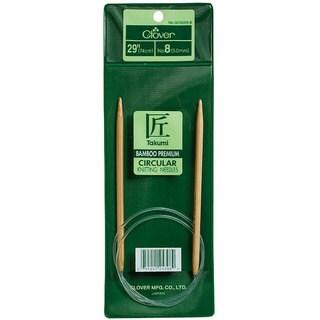Bamboo Size Seven 29-inch Circular Knitting Needles