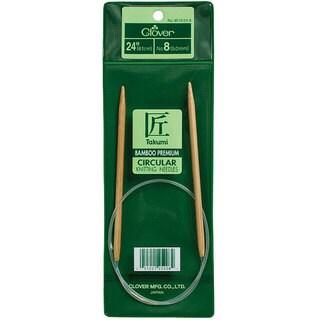 Bamboo Size 13 24-inch Circular Knitting Needles