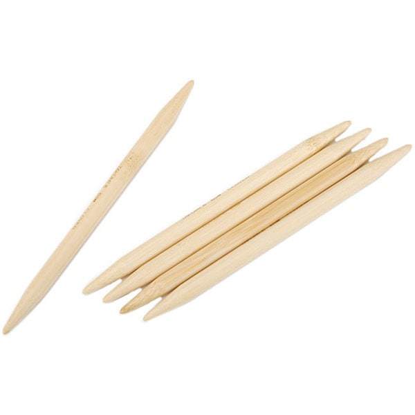 Clover Bamboo Size 15 Double-pointed Knitting Needles