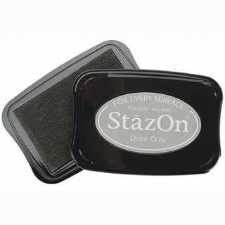 Staz-On Dove Grey Inkpad