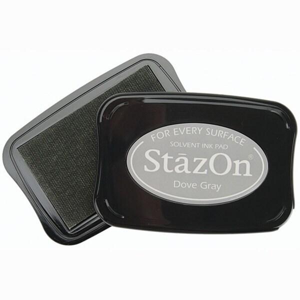 Staz-On Dove Grey Inkpad