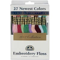 DMC Limited Edition Embroidery Floss (Pack of 27)