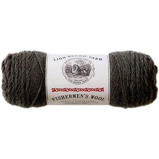 Fishermen's 'Nature's Brown' Wool Yarn