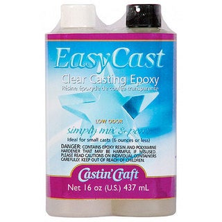 Castin' Craft Easycast 16-oz Clear Casting Epoxy