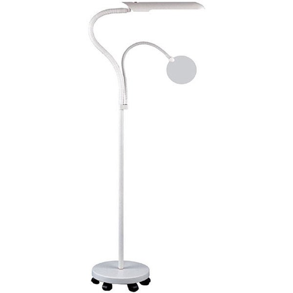 Daylight White Floorstanding Craft Lamp