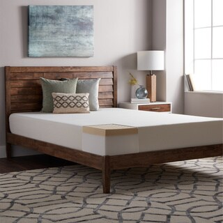 Select Luxury E.C.O. Natural Latex Choice of Firmness 10-Inch Full-size Hybrid Mattress