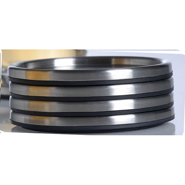 Stainless Steel 6-piece Coaster Set