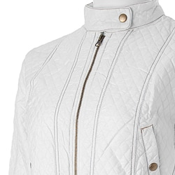 Clique Brand Juniors Quilted Lightweight Jacket - Thumbnail 1