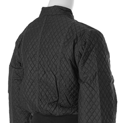 Clique Brand Juniors Quilted Lightweight Jacket - Thumbnail 2