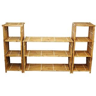 Natural Bamboo Shelf System (Vietnam)