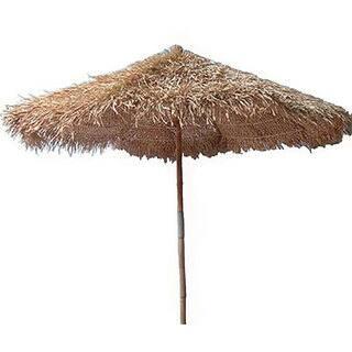 Thatched 7-foot Umbrella (Vietnam)|https://ak1.ostkcdn.com/images/products/3490672/P11559245.jpg?impolicy=medium