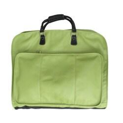 Piel Top Grain Leather Garment Bag - Thumbnail 1