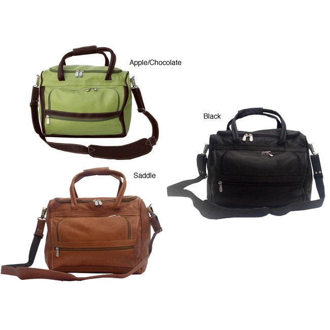Piel Leather Top Grain Leather Piggy Back Carry-on