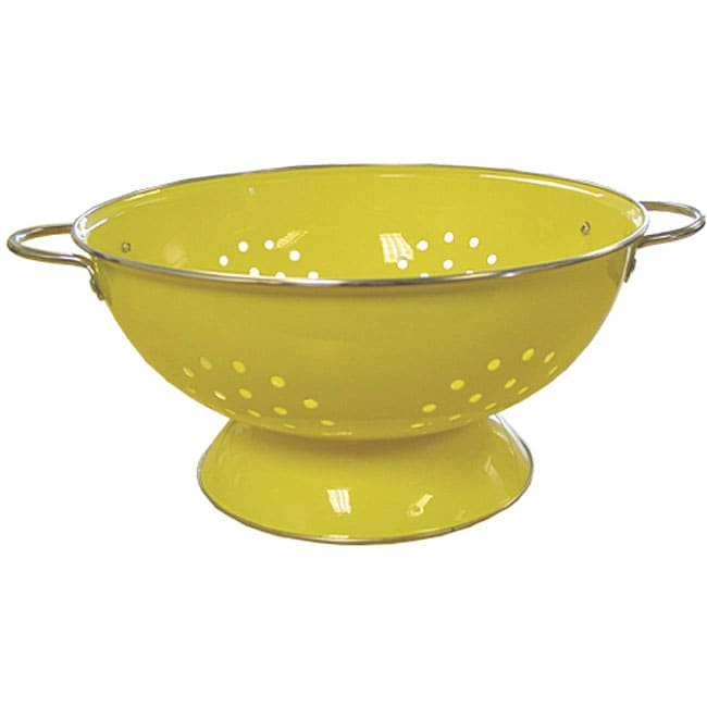 Reston Lloyd Calypso Basics 7-quart Lemon Colander