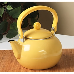 Reston Lloyd Lemon 2-quart Teakettle