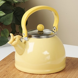 Calypso Basics Lemon Whistling Teakettle