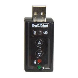 SYBA Multimedia USB Virtual 7.1-Channel Sound Box